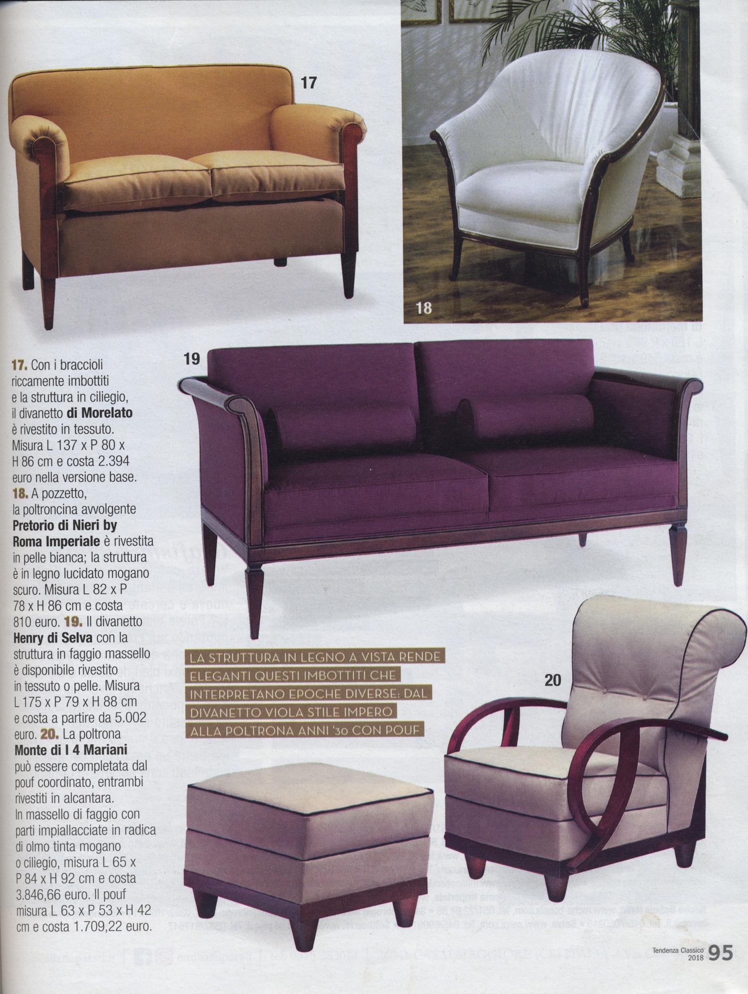 selva timeless news press press. Black Bedroom Furniture Sets. Home Design Ideas